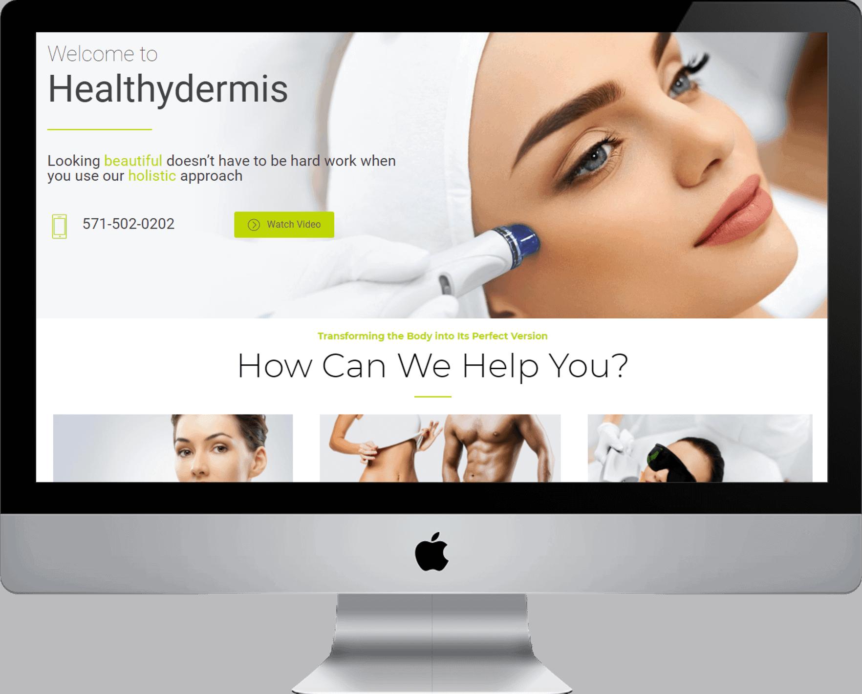 healthy-dermis